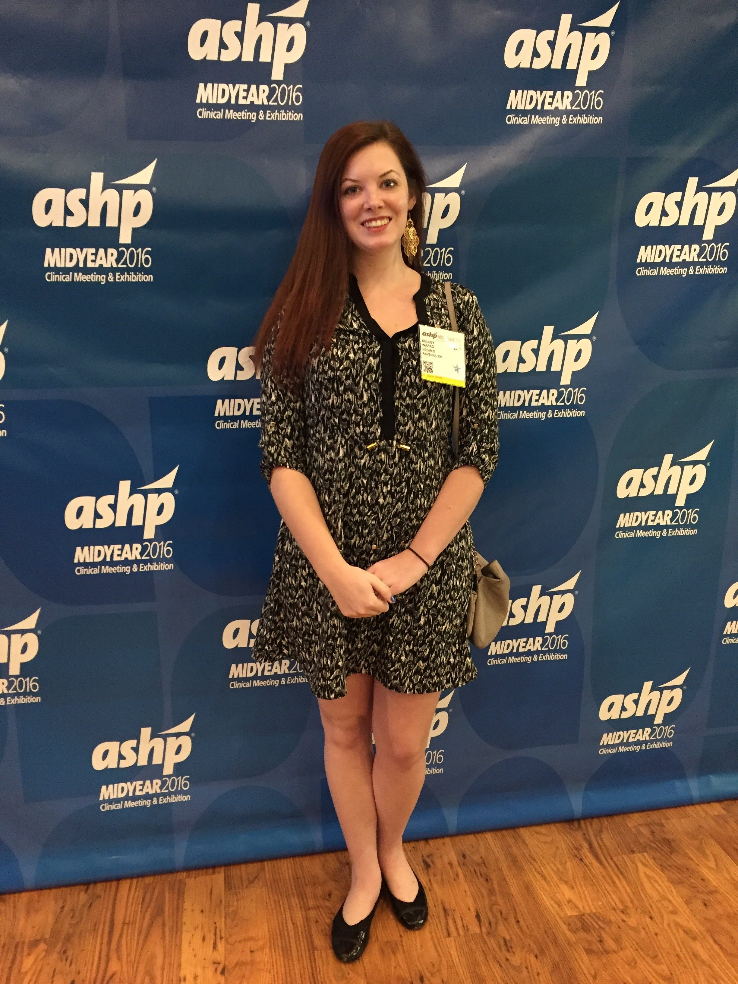 Kelsey Wasko, foruth-year College of Pharmacy student